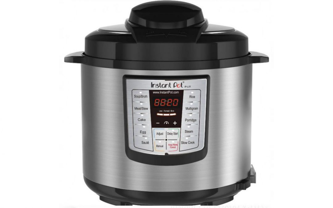 Picky Eater vs The Instant Pot