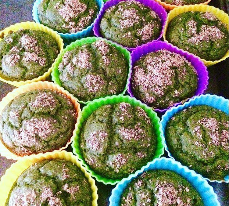 Popeye Muffins!