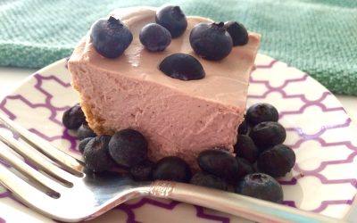 Delicious Yogurt Berry Tart