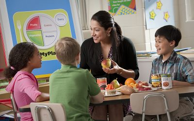 Lunch Room Lessons: What Is Your Child Learning?